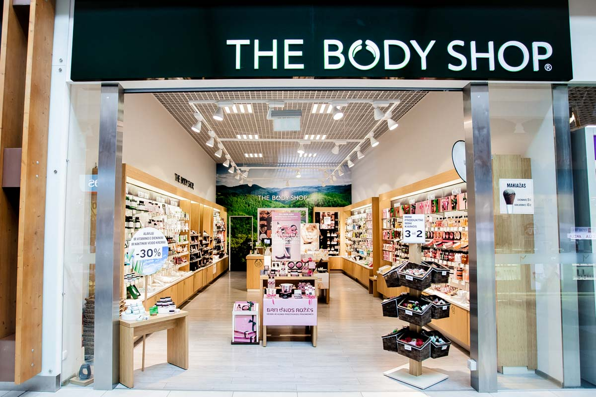 The Body Shop | MEGA
