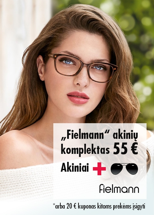 FIELMANN | Glasses set for 55 €