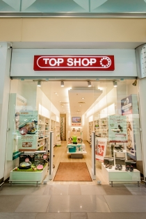 TOP SHOP / DORMEO